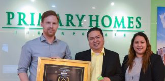 Brentwood Takes Home Best Condo Development Cebu
