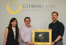 Best Developer Cebu was won by Citrineland