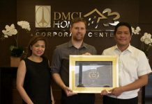 DMCI Homes wins Best Developer Davao