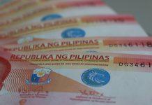 Philippine economic recovery Philippine peso