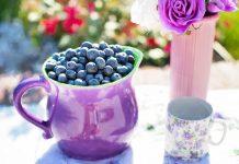 Violet trinkets