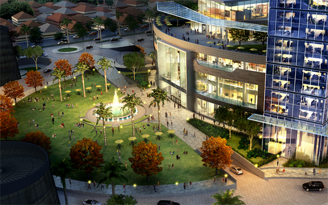 Ortigas East investment