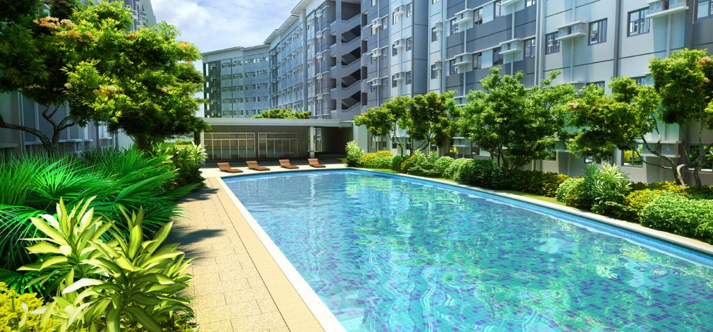 Leaf Residences SMDC for sale