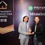 Thu Thiem Real wins award