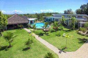 Resort in Alocy, a town near Cebu