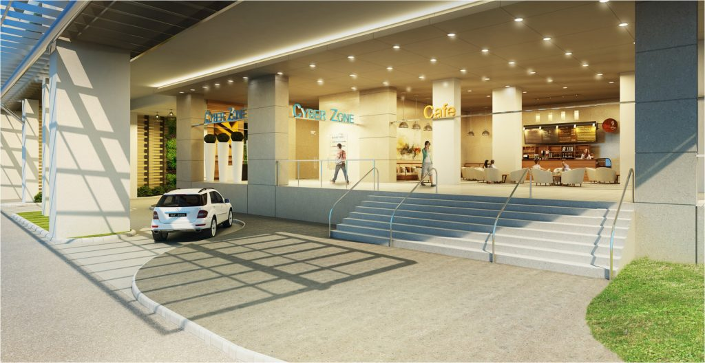 100 West an investment condo in Makati
