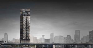 "BEATNIQ Sukhumvit 32 from SC Asset is nominated for People's Choice Award for ""Project of the Year"""