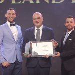 Grand Land wins award