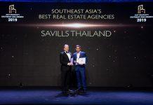 Savills Thailand Southeast Asia's Best Real Estate Agencies 2019