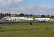 Mindanao Davao Airport Philippines