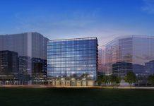 Tryne Enterprise Plaza Dot Property Awards winners