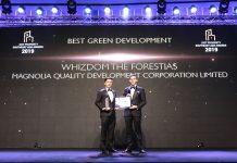 Whizdom The Forestias Dot Property Awards Southeast Asia 2019