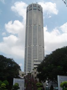 KOMTAR Tower tallest building Penang
