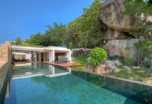 Samujana villa for sale samui