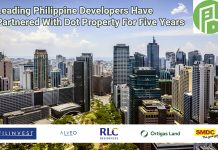 Leading Philippine developers have turned to Dot Property for more than five years