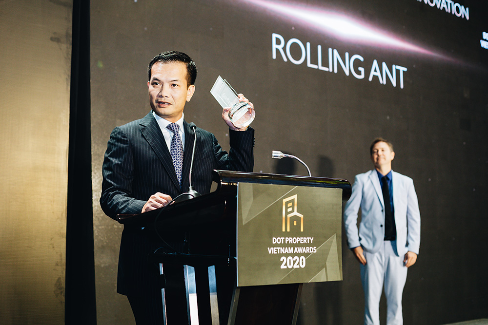 Nguyen Hoai Nam - CEO of Rolling Ant