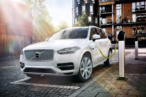 XC90 T8 Plug-in Hybrid Inscription Asia