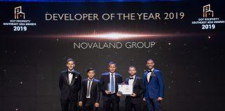 Novaland Developer of the Year 2019