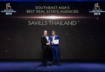 Savills Thailand Southeast Asia's Best Real Estate Agencies 2019