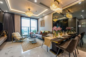 Sunshine City Saigon luxury condo