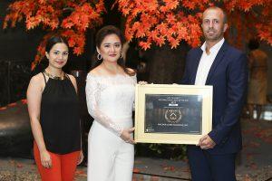 Anchor Land wins an award