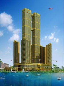 Thai Boon Roong Twin Tower Trade Center