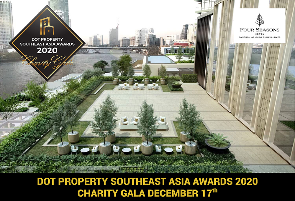 Dot Property Southeast Asia Awards 2020 Charity Gala