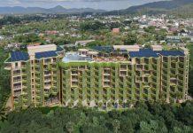 Phuket's eco-friendly condominium