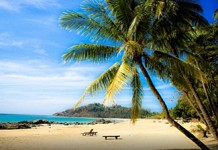 Ngapali beach named best in Asia