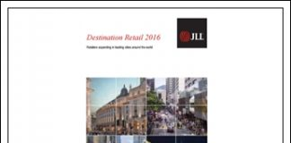 Destination Retail 2016