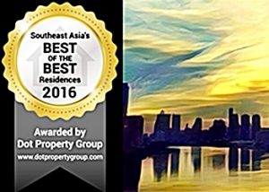 Dot Property Group Best of the Best Residences 2016 awards