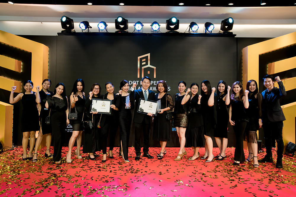 Plus Property Dot Property Thailand Awards 2019