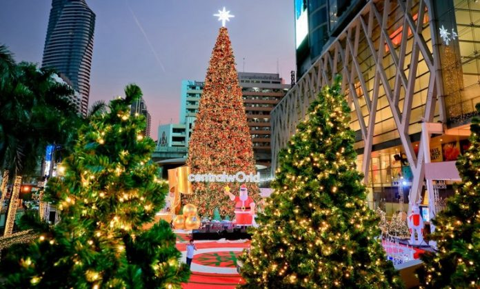 best holiday decorations in Southeast Asia
