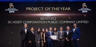 BEATNIQ wins Dot Property Awards