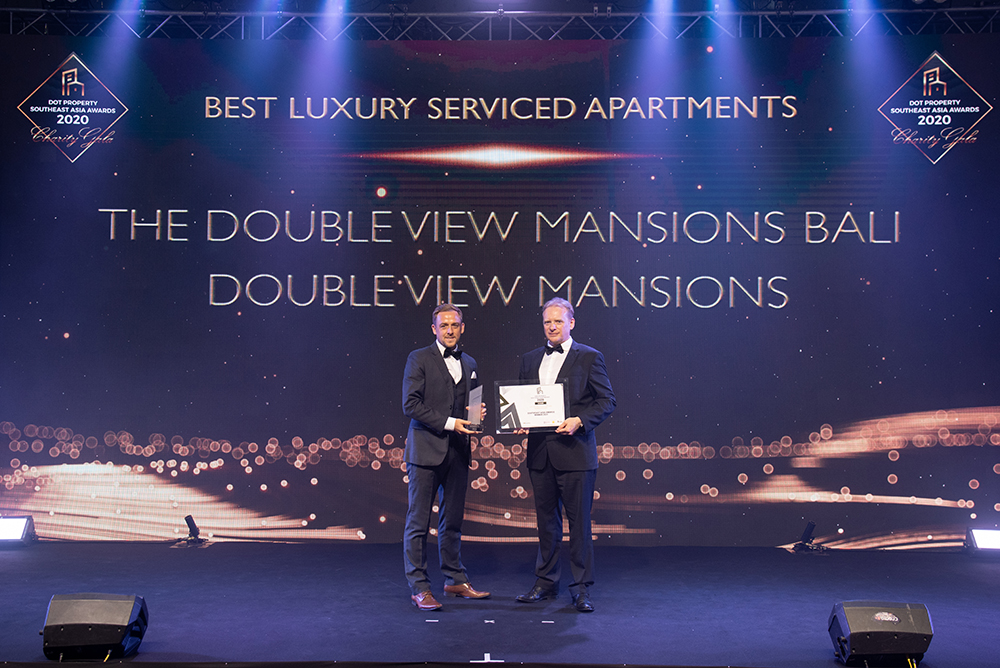 Best Luxury Serviced Apartments - The Double View Mansions, Bali