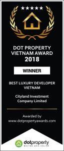 Cityland is Vietnam's best luxury developer