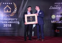People's Choice Award for Best Development Vietnam