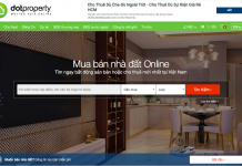 Dot Property Vietnam 2018
