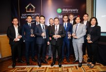 Dot Property Southeast Asia Awards 2018 winners