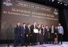 "Sunshine Group wins People's Choice Award for ""Project of the Year"""