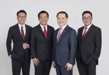 Frasers Property Thailand Management team