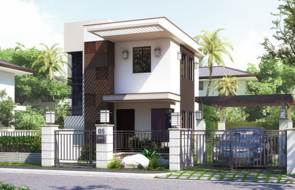 2 7 for Contemporary house plans 2016