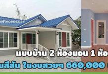 บ้านสำเร็จรูป,แบบบ้านราคาไม่เกิน 7 แสน,บ้านสำเร็จรูปราคาถูก,บ้านสำเร็จรูปชั้นเดียว_1