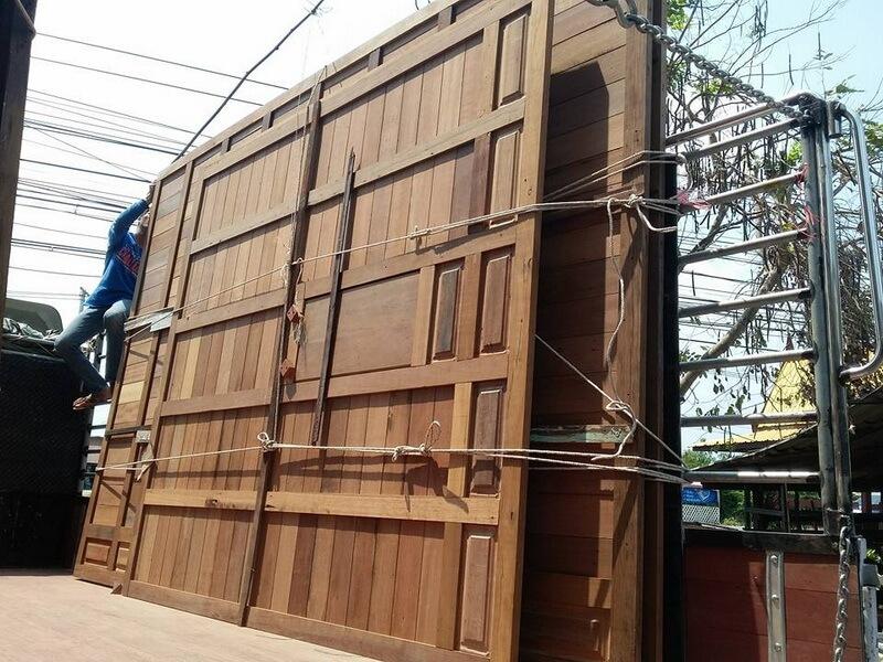 บ้านทรงไทย,สร้างบ้านไม้,บ้านไม้ชั้นเดียวยกสูง,แบบบ้านไม้ชั้นเดียว,แบบบ้านไม้,แบบบ้านราคาไม่เกิน 7 แสน_29