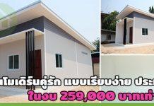 บ้านโมเดิร์น,บ้านโมเดิร์นชั้นเดียว,แบบบ้านโมเดิร์นฟรี,แบบบ้านโมเดิร์นราคาถูก,สร้างบ้านราคาประหยัด,แบบบ้านราคาไม่เกิน 3 แสน,สร้างบ้าน งบ 2 แสน_1