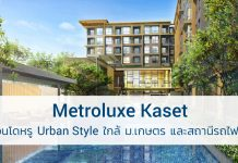 Metro Luxe Kaset